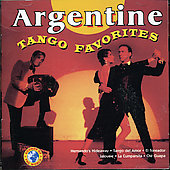 Tango Orchestra Argentina: Argentine Tango Favourites *