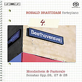 Beethoven: Complete Works for Solo Piano Vol 4 / Brautigam