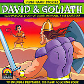 Bible Camp Stories: David & Goliath
