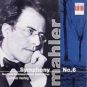 Mahler: Symphony no 6 / Herbig, Saarbrucken RSO
