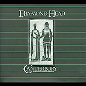 Diamond Head (Metal): Canterbury [Digipak]