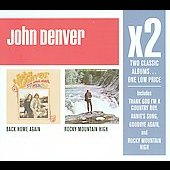 John Denver: Rocky Mountain High/Back Home Again [Box]