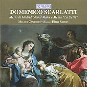 D. Scarlatti: Messa di Madrid, Stabat Mater, Messa 
