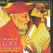 The Study of Love - French Songs & Motets of the 14th Century