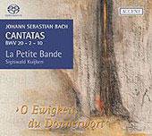 Bach: Cantatas for the Complete Liturgical Year Vol 7 / Kuijken, La Petite Bande, et al