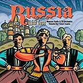 Moscow Radio and TV Orchestra/Zadikowsky: Russia with Love