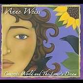 Anne Weiss: Concrete World and the Lover's Dream [Digipak] *