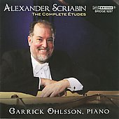 Scriabin - The Complete &Eacute;tudes / Garrick Ohlsson