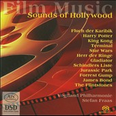 Vogtland Philharmonic Orchestra/Stefan Fraas: Sounds of Hollywood: Music from the Movies