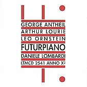 Futurpiano / Daniele Lombardi