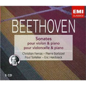 Beethoven: Violin Sonatas; Cello Sonatas