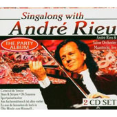 André Rieu: Singalong with André Rieu [Box Set]