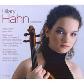 Hilary Hahn Collection [Box Set]