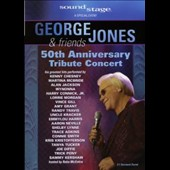 George Jones: George Jones & Friends: 50th Anniversary Tribute Concert