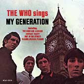 The Who: The Who Sings My Generation