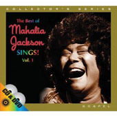 Mahalia Jackson: Sings!, Vol. 1 [Bonus DVD]