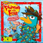Phineas and Ferb/The Cast of Phineas and Ferb: Phineas and Ferb Holiday Favorites