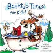 Brent Holmes: Bathtub Tunes For Kids