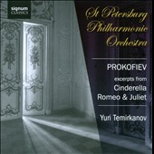 Prokofiev: Excerpts from Cinderella, Romeo & Juliet