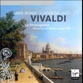 Vivaldi: 12 Concerti Op.4 'La Stravaganza' / Biondi