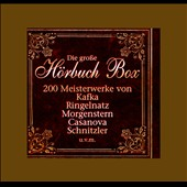 Various Artists: Grosse H&#246;rbuch Box