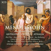 Mendelssohn: Incidental Music / Spering