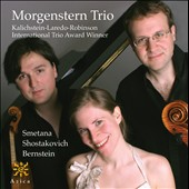 Smetana, Shostakovich, Bernstein: Trios