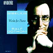 Sibelius: Works for Piano / Ralf Gothoni