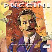 Puccini - Greatest Hits