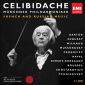 French & Russian Music / Sergiu Celibidache