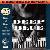 Various Artists: Deep Blue: 25 Years of Blues on Rounder Records