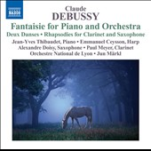 Debussy: Orchestral Works, Vol. 7 / Jean-Yves Thibaudet, piano