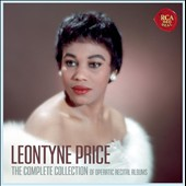 Leontyne Price: Arias & Duets / Complete Album Collection (14 CDs)