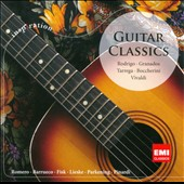 Guitar Classics / Romero, Barrueco, Fisk, Lieske, Parkening, Pinardi