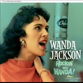 Wanda Jackson: Rockin' with Wanda!/There's a Party Goin' On