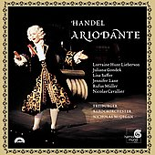 Handel: Ariodante / McGegan, Hunt, Gondek, Saffer, et al