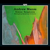 Brahms: The Four Symphonies / Andrew Manze