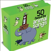 Various Artists: 50 Favourite Animal Songs