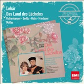 Franz Lehár: The Land of Smiles / Rothenberger, Gedda, Holm, Friedauer