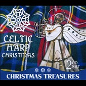 Various Artists: Celtic Harp Christmas: Christmas Treasures