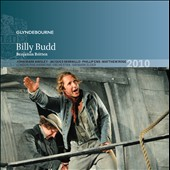 Britten: Billy Budd, opera / John Mark Ainsley; Michael Wallace; Matthew Rose; Iain Paterson. Mark Elder