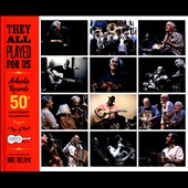 Various Artists: They All Played for Us: Arhoolie Records 50th Anniversary Celebration [Box]