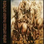 Andrea Centazzo Invasion Orchestra: The  Battle