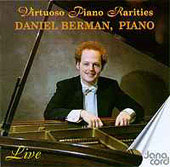Virtuoso Piano Rarities / Daniel Berman
