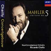 Mahler: Symphony no 5 / Chailly, Royal Concertgebouw