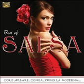 Various Artists: Best of Salsa: Coro Millare, Conga, Swing La Moderna...