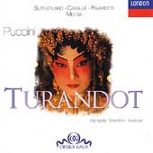 Puccini: Turandot - Highlights / Mehta, Sutherland, et al