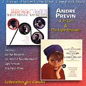 André Previn (Conductor/Piano): 4 to Go!/The Light Fantastic