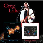 Greg Lake: Greg Lake/Manouevres [11/27]