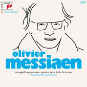 A Century Of French Music - Olivier Messiaen (1908-1992): Symphony Turangalila; Quartet for the End of Time / Various Artists